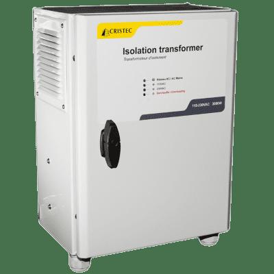 isolierte Trenntransformatoren IT - manuall oder automatisch