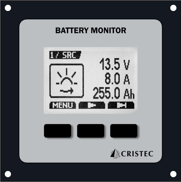 battery monitor JBNUM-II
