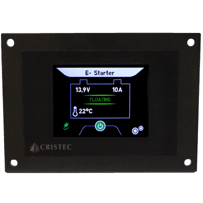 Touch-screen control panel - YPO-Display-R