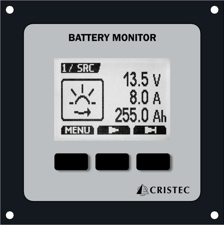 battery monitor JBNUM-II