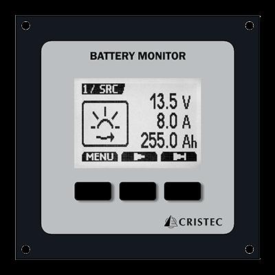 JBNUM-II battery monitor