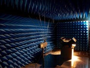 cage de faraday pour essais