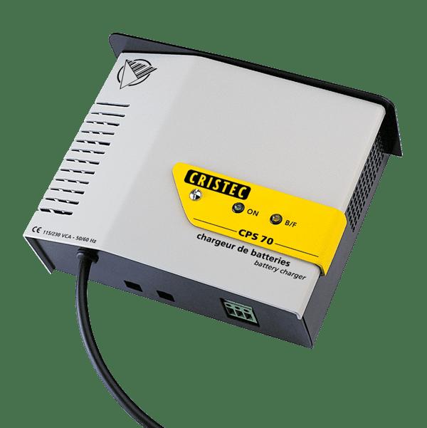 Chargeurs de batteries AC-DC CPS