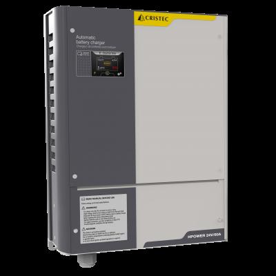 Chargeur de batteries HPOWER homologué DNV-GL