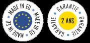 Logo Garantie-2-ans EU