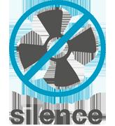 Fonctionnement silencieux